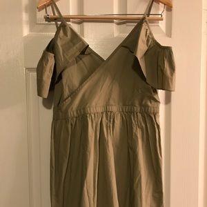 Madewell Cold Shoulder Dress - BNWT